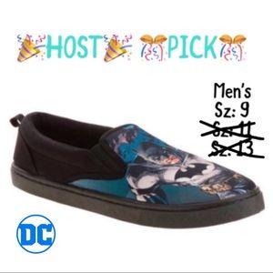 Other - DC Batman Shoe Sz:9 NWT W1